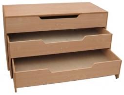 Детские выдвижные кровати Мебель, предметы интерьера - Изготовление