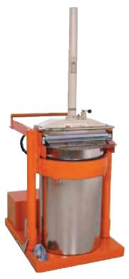 Пресс-деструктор пакетировочный для медицинских отходов